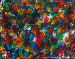 The Perky Painter - CANP -  Trepidation