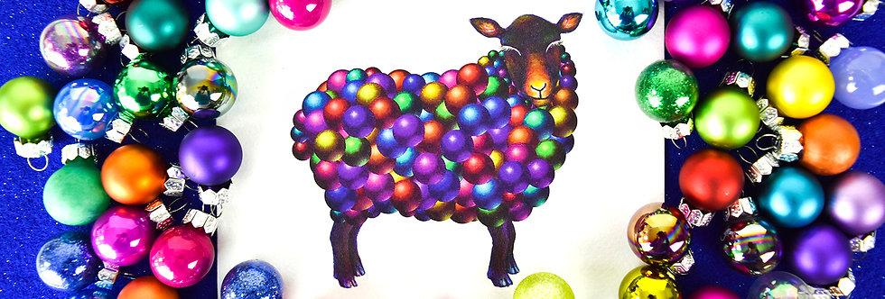 Baables Christmas Card