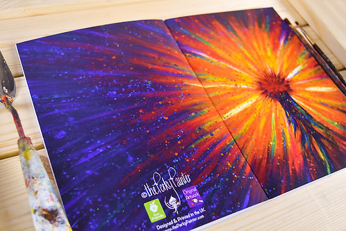 'Dandelion Summer' Notebook