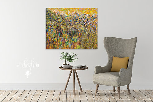 'Hike' Original Painting