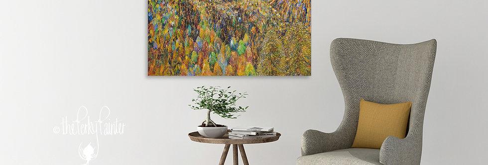 'Hike' Original Painting