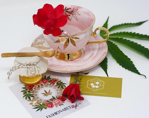 Tea Cup | Fashionably High