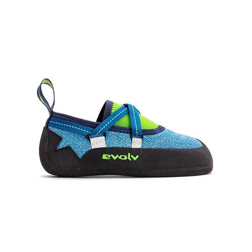 Zapatilla de escalada EVOLV NIÑOS VENGA KID'S climbing shoe