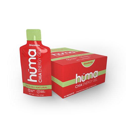 24 box Huma Gel Strawberries