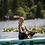 Thumbnail: SUP Yoga Peace (Aqua Marina)
