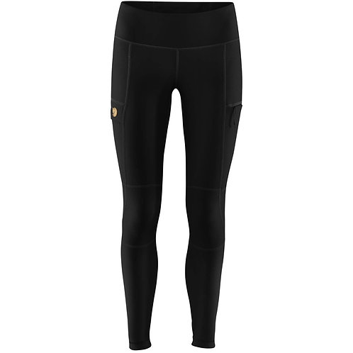 CALZAS MUJER FJALLRAVEN ABISKO TRAIL TIGHTS W