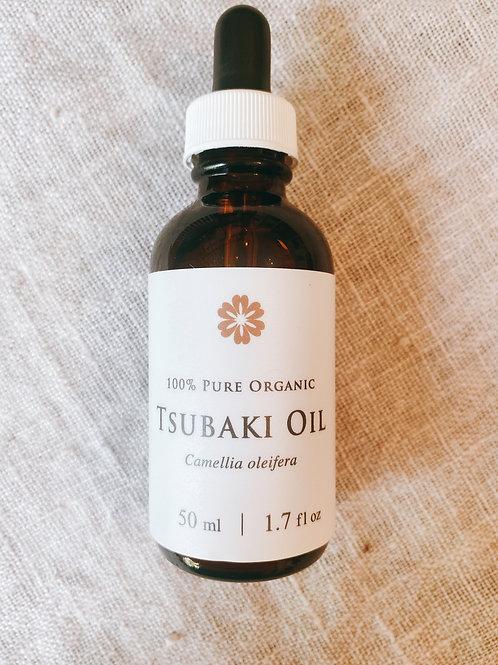 Pure Organic Tsubaki Oil 50ml