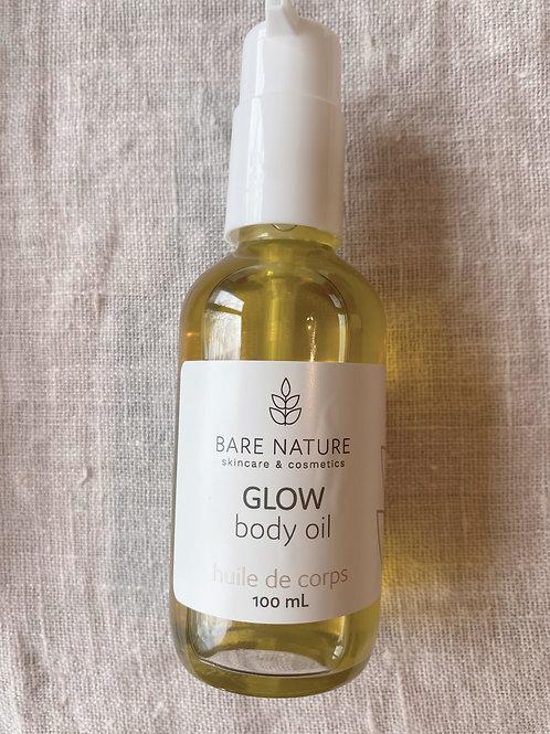 Bare Nature Glow Body Oil
