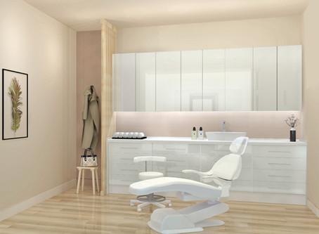 Design global / Clinique Milla Esthétique (1.)