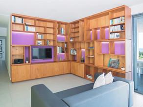 Création de mobilier sur-mesure