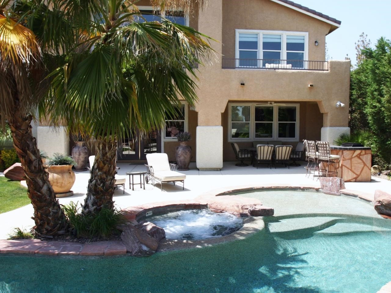 Pool & Spa Checklist