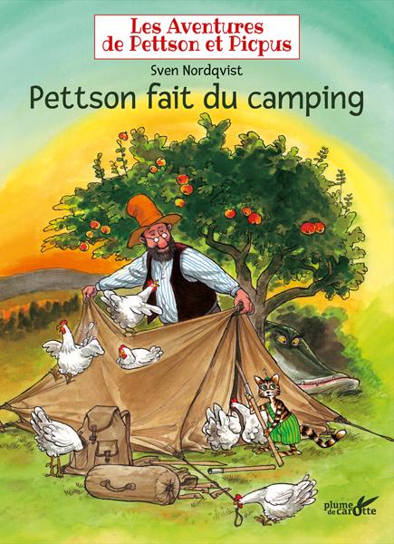 Pettson fait du camping