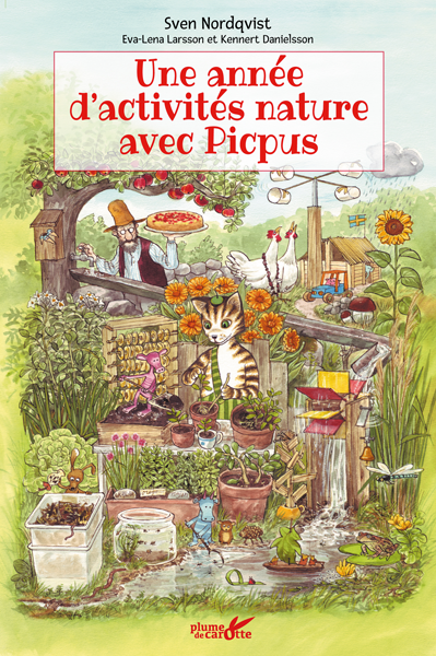 Une année nature avec Picpus
