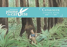 Catalogue de Plume de carotte