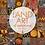 Thumbnail: Land Art d'automne