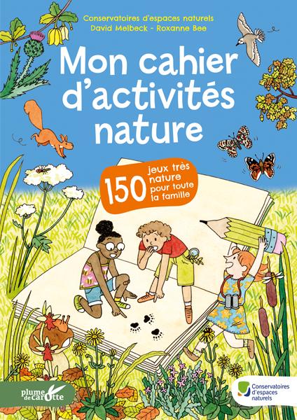 Mon cahier d'activités nature