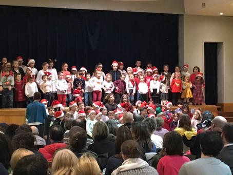 Fête de Noël de L'Ecole