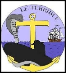 Parrainage du sous -marin Le Terrible