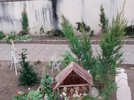 Décoration de Noël à St Julien