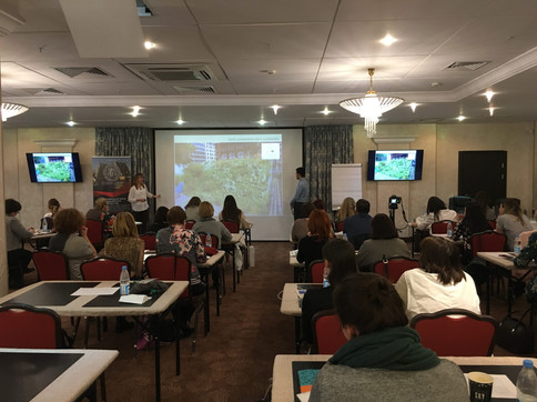 Международный ландшафтный семинар «Посад