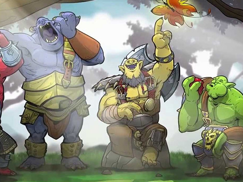 Orc Attack