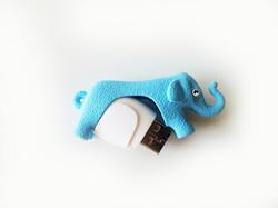 Clé USB Eléphant