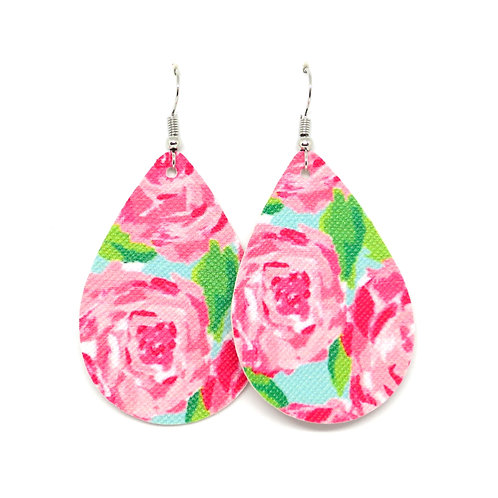 Classic Teardrop in Lilly Floral