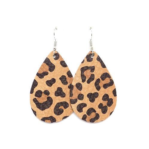 Basic Leopard - CHOOSE TEARDROP OR PETAL