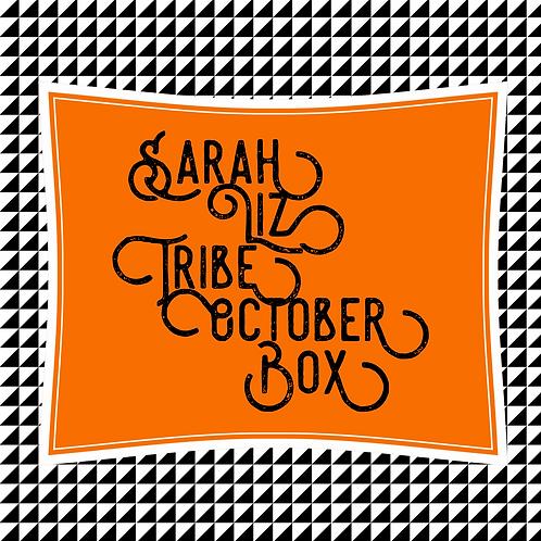 OCTOBER Sarah Liz Tribe Box