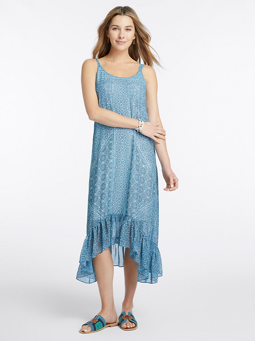 NIC+ZOE Santorini Tiles Dress