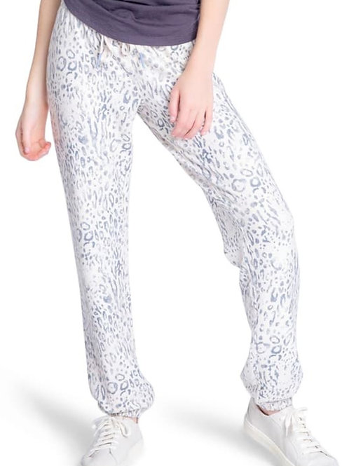 PJ SALVAGE Peachy Party Pant, Oatmeal