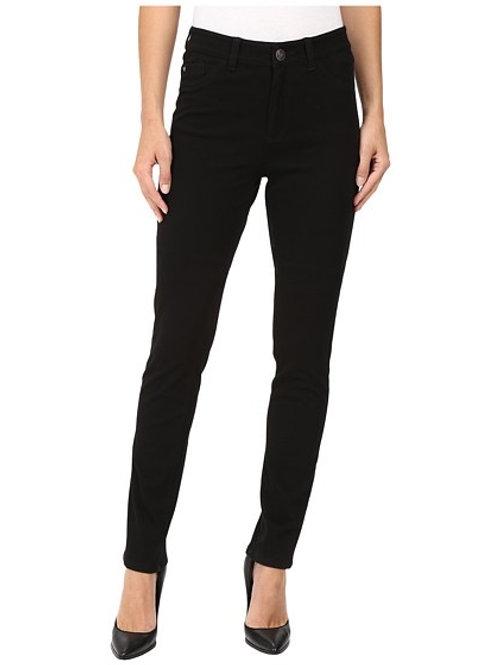 FDJ Olivia Slim Leg Black Jean