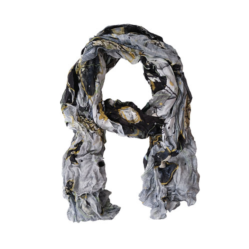 """DOLCEZZA Woven Scarf - """"I am Taking you Home Tonight"""""""