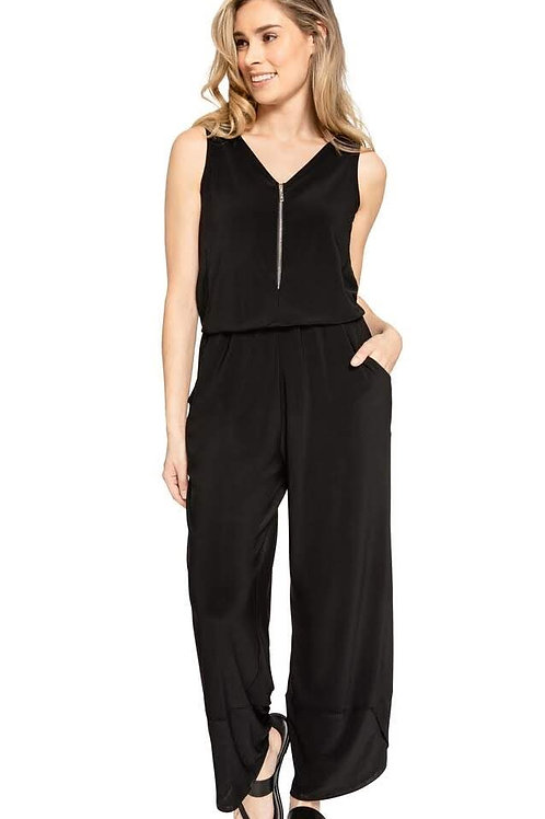 SYMPLI Black Jumpsuit