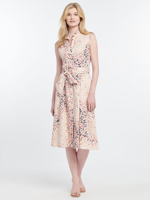 NIC+ZOE Morning Burst Shirt Dress