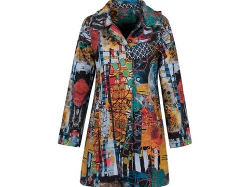 DOLCEZZA Aviary, Julie Bell Jacket