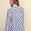 Thumbnail: JOSEPH RIBKOFF Blue/White Jacket