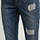 Thumbnail: Joseph Ribkoff Embellished Jean