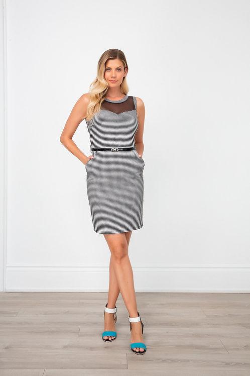 Spanner - Check Dress