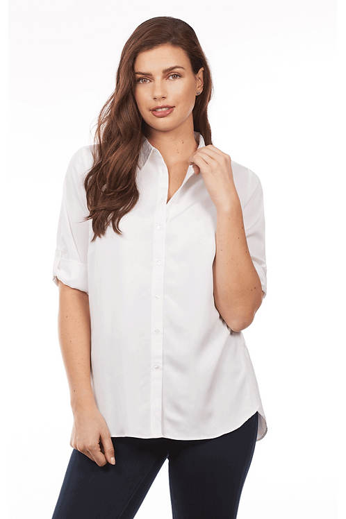 FDJ Ideal Solid Blouse