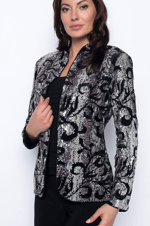 FRANK LYMAN Sequin Jacket
