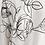 Thumbnail: JOSEPH RIBKOFF Floral Embroidery Top