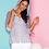 Thumbnail: ELENA WANG Front Zip Blouse/Jacket