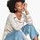 Thumbnail: NIC + ZOE Sunset Stripe Sweater