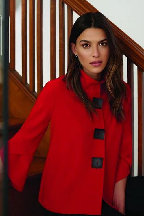 JOSEPH RIBKOFF Red Jacket