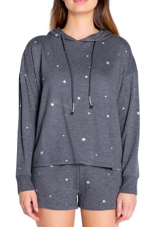 PJ SALVAGE Star Hoodie