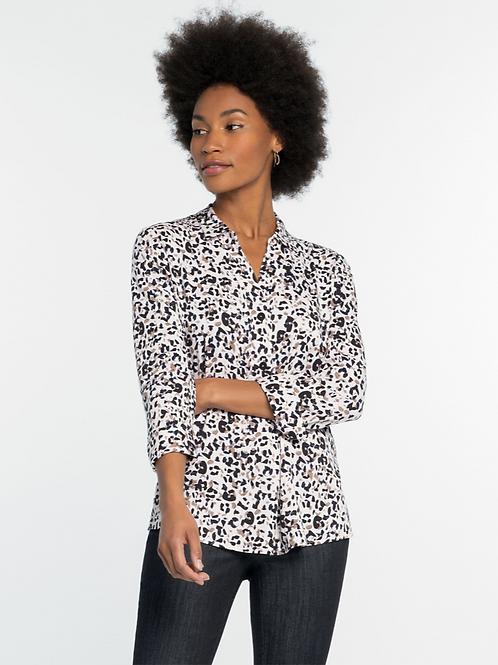 NIC+ZOE Cheetah Shirt