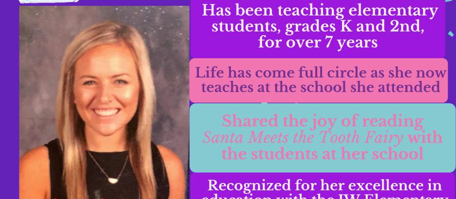 Teacher Appreciation Week: Mrs. Kolb