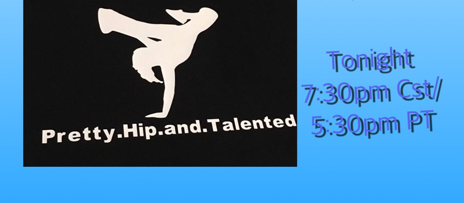 Join me for Cardio Hip-Hop!