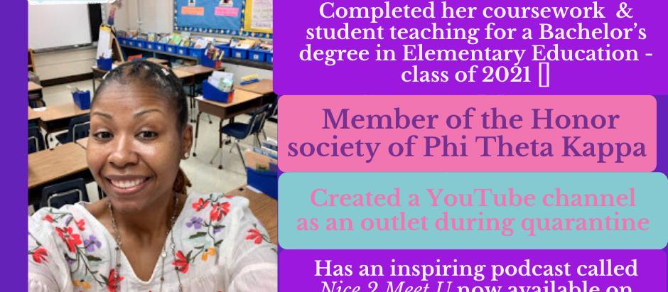 Teacher Appreciation Week: Ms. Farmer